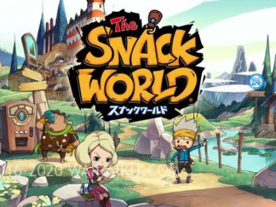snack-world