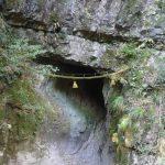 室生龍穴神社は龍神の息が届きそう|奈良県宇陀市