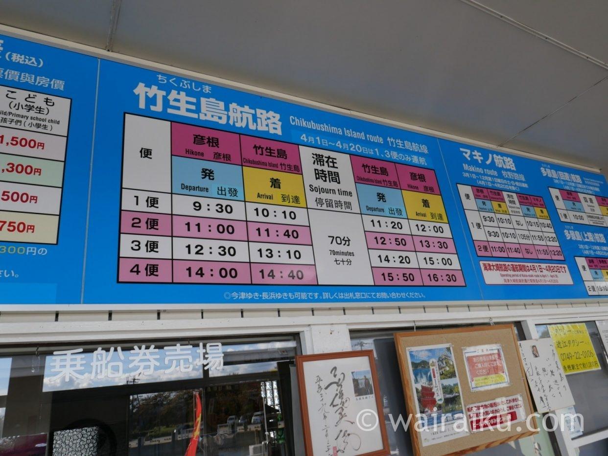 犬連れで竹生島へ行く!日本三大弁天の宝厳寺を参拝してきたよ。滋賀県一人旅