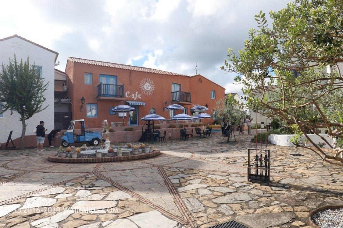 志摩地中海村 ペットOKのカフェ