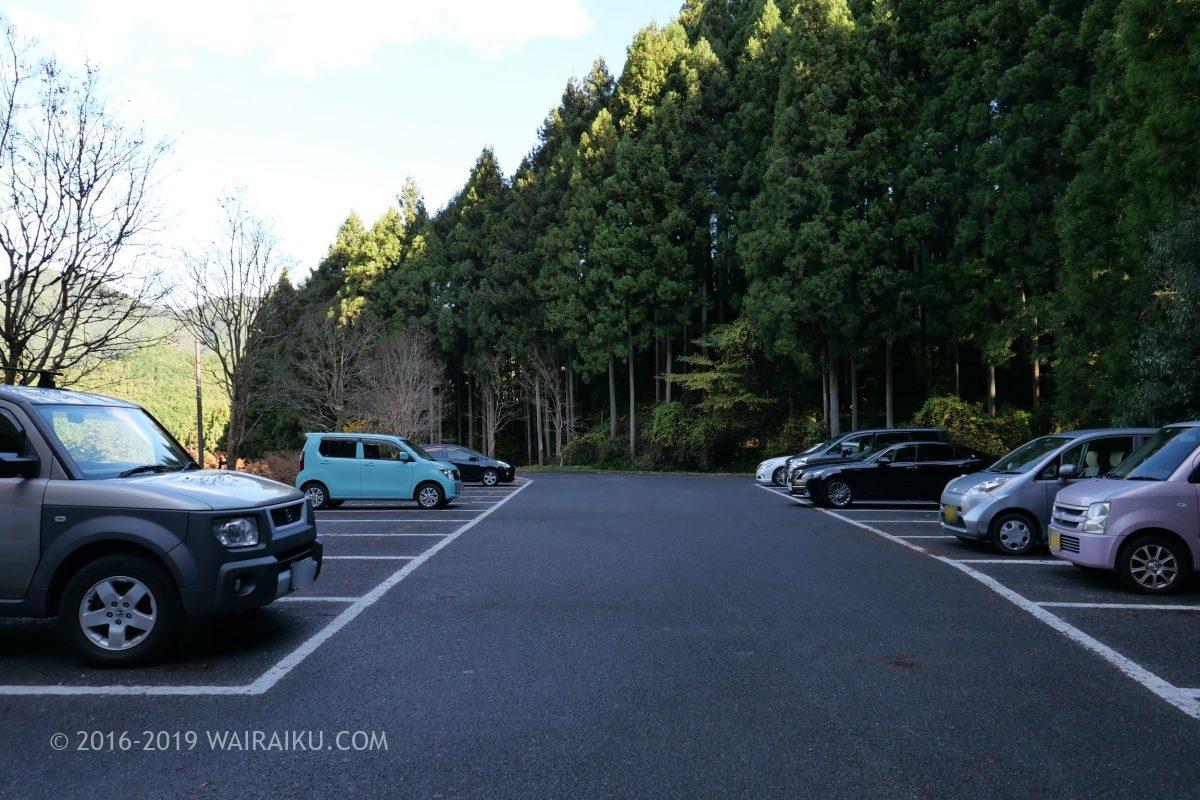 談山神社 第2駐車場
