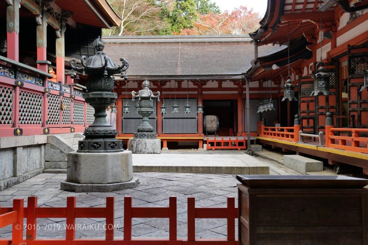 談山神社  本殿
