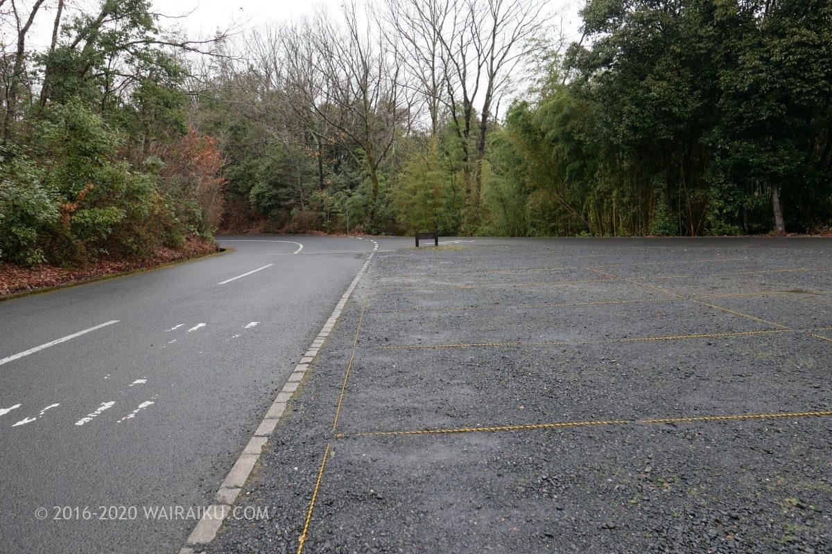 寿長生の郷 駐車場
