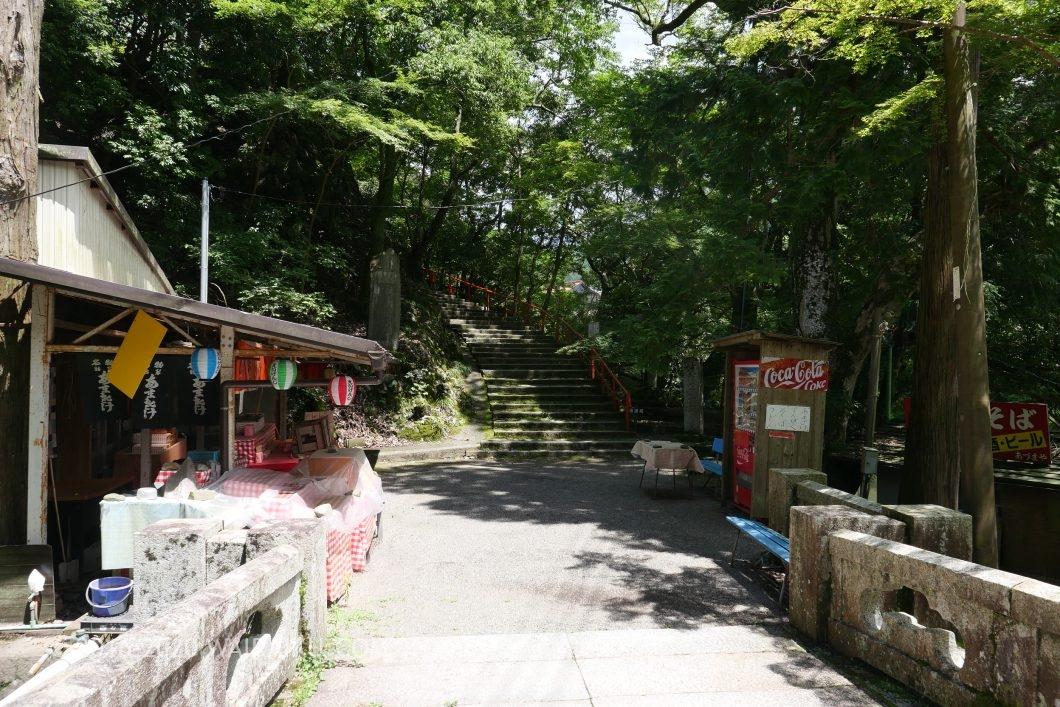 永源寺 階段