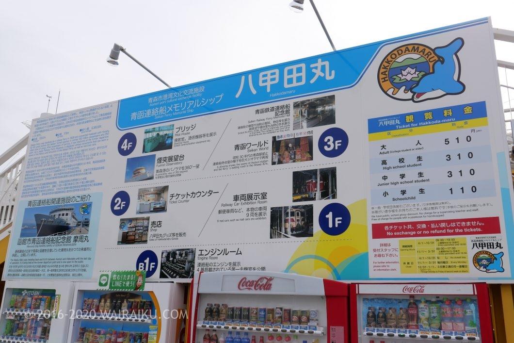 八甲田丸  地域共通クーポン 電子クーポン